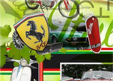 Italian Car and Bike Day